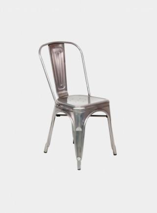 博尔顿椅子自然色